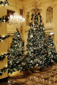 Five Star Holiday Decor Christmas Decorations In 5 Star Hotels Festive Lobby Picture Of