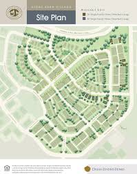 Map Of The Villages Florida by Villages Of Urbana Dream Finders Homes
