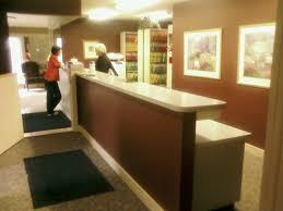Best Home Studio Desk by Cool Reception Desk Best Ideas About Salon Reception Desk On