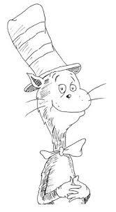 dr seuss coloring pages hop pop 152 colouring cat