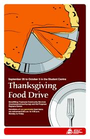 thanksgiving drive 83 best print materials and posters images on pinterest printing