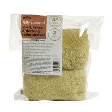 cuisine roller wilko shed and fence roller sleeve 4in at wilko com