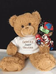 personalized graduation teddy personalized graduation teddy any school any name