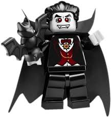 halloween legos amazon com lego series 2 collectible minifigures vampire