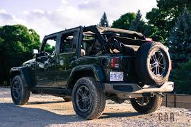jeep wrangler beach edition review 2016 jeep wrangler 75th anniversary canadian auto review
