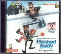 flushed original motion picture soundtrack cd