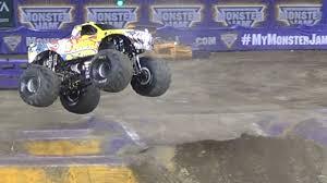 monster truck show ca monster jam wheels firestorm anaheim ca january 24 2015