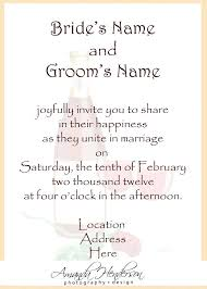 casual wedding invitations beautiful wedding invitations wording casual for sle of wedding