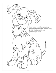 coloring books celebrating st patrick u0027s day power panel