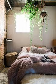 exotic bedroom exposed brick bedroom apartment plants exotic bedrooms home
