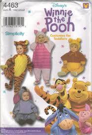 Winnie Pooh Halloween Costumes Babies 25 Bästa Piglet Costume Idéerna På Gulliga Bebisar