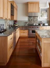 wood cabinets kitchen kitchen wood kitchen cabinets with wood floors gray kitchen