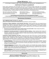 accounting u0026 finance resume templates to impress any