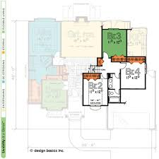 ambrose 2701 traditional home plan at design basics