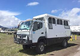 mitsubishi fuso 4x4 craigslist extreme mercedes benz unimogs and expedition trucks from the 2015