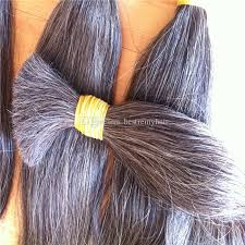 salt and pepper tape in hair extentions middle aged and elderly women brazilian virgin gray hair 100