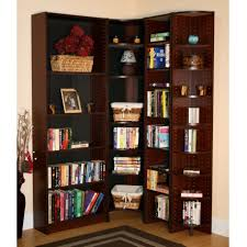 Enclosed Bookshelves Modern Corner Bookshelf Bookshelf Pinterest Corner