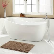 Freestanding Soaking Tubs Bathroom Slipper Tub And Freestanding Soaking Tub Also Stand