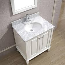 bathe 30 white bathroom vanity solid hardwood vanity