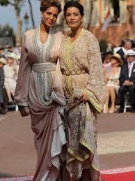 ariane quatrefages photo mariage lalla soukaïna la plus élégante au mariage d albert de monaco