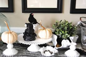 more high style low budget halloween decorations making lemonade