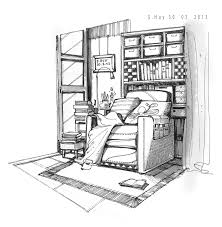 Interior Design Drawing Templates by Interior Design Drawing By Do Son Huy At Coroflot Com