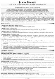 Electrical Supervisor Resume Sample by Engineering Resume Examples Resume Professional Writers