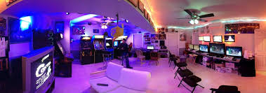 this is a house built for gamers can i live here now please