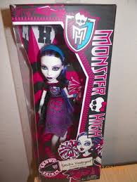 free monster doll ghoul spirit spectra vondergeist daughter