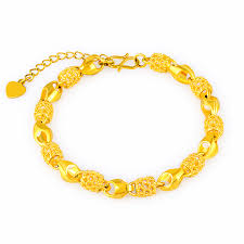 aliexpress buy new arrival fashion 24k gp gold 2017 new gold color women fashion chain bracelet