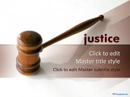 ppt templates for justice justice ppt template