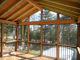 screened porch makeover amazing brushed bronze frames custom screen porch ideas for covers