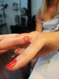 the 25 best heart finger tattoos ideas on pinterest tattoos of