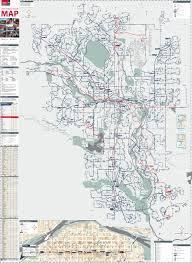 Calgary Alberta Canada Map by Calgary Transport Map
