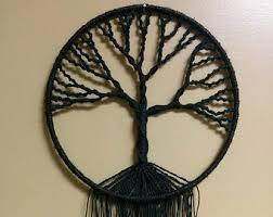 macrame tree of etsy