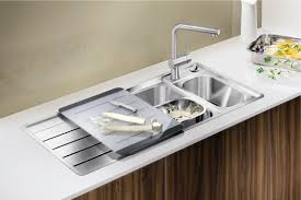 inset kitchen sink inset kitchen sinks drop in or inset sinks from blanco uk blanco