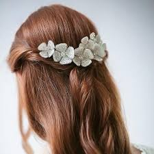 hair accessories buy bridal blush flower pins hair accessory emmy london
