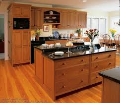 cherry wood kitchen cabinets granite countertops for wet bar