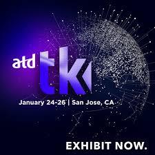 exhibitor u0026 sponsor information atd techknowledge 2018