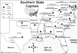 us map with states capitals and abbreviations quiz test your geography knowledge usa state capitals quiz lizard in us