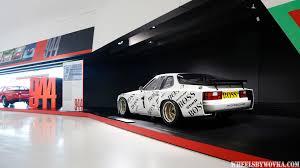 porsche 944 drift car porsche museum stuttgart wheelsbywovka