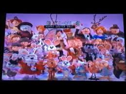 here comes cottontail dvd opening closing to here comes cottontail 1999 2000 vhs
