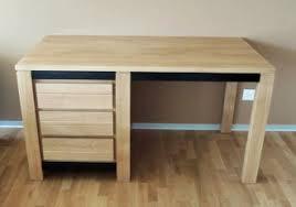 divers meubles et arts liffolois bureau chene massif moderne