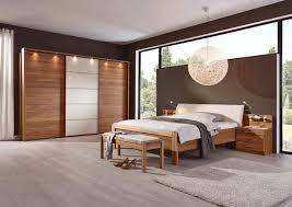 Schlafzimmer Wiemann 4 Tlg Schlafzimmer Eiche Teilmassiv Glas Magnolie Kleiderschrank
