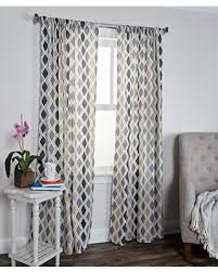 Hot Sale Arden Loft Mindwork 100 Cotton Window Curtain Panel 42