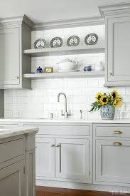 Kitchen Cabinet Colors Best 25 Light Grey Cabinets Kitchen Ideas On Pinterest Grey