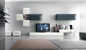 Modern TV Wall Units - Living room design tv