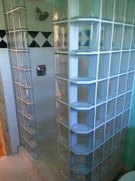 glass block showers with clear glass san antonio glass blocks