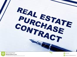 Free Real Estate Sales Contract Template by Bawb What You U0027ve Missed