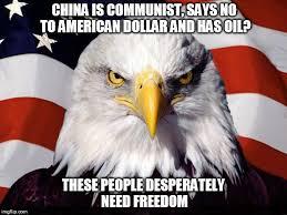 Freedom Eagle Meme - freedom eagle meme generator imgflip